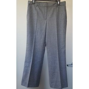 Jones New York // Wool Stretch Trousers
