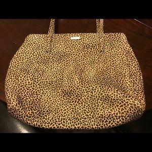 Nine West animal print purse