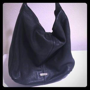 Coach purse, black