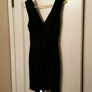 Forever 21 Black Mini Dress