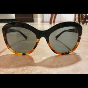 Coach HC8184 Cat Eye Sunglasses