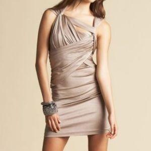 Bebe goddess style dress size xs
