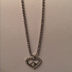 Jewelry - Heart Diamond Necklace