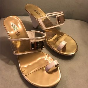 Michael Kors heel sandals