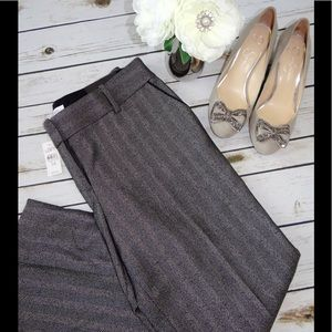 Ann Taylor LOFT trouser pants, new!