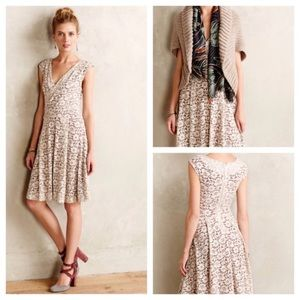 NWOT Brushed Lace Dress
