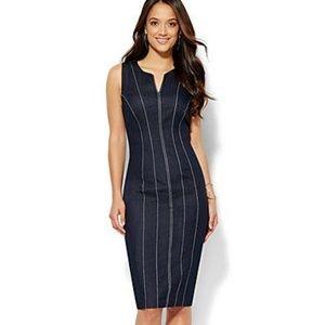 NYC Denim Style Dress