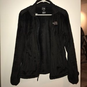 Black Osito Jacket