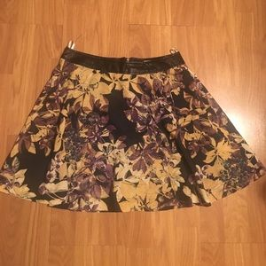 BP collection floral skirt