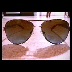 Tory Burch TY1610 Navy Sunglasses