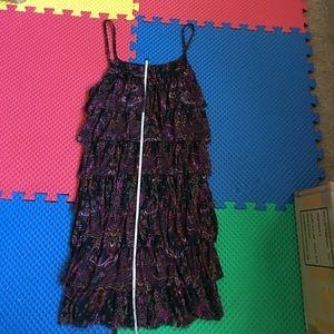 Express Ruffle Medium Dress