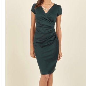 Modcloth 'I Think I Can' Sheath Dress in Pune