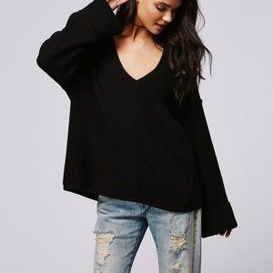 Like New Free People La Brea Sweater  L