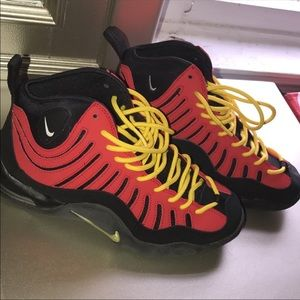 Only worn once Nike Bacons