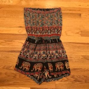 Urban Outfitters Shorty Romper