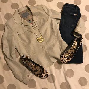 Classiques Entier khaki jacket
