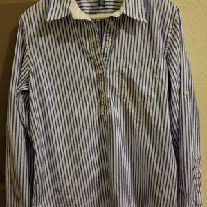 Ralph Lauren Pinstripe Button up