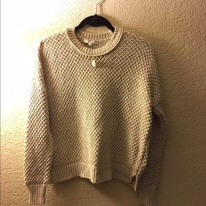 New Madewell Pullover Knit Sweater