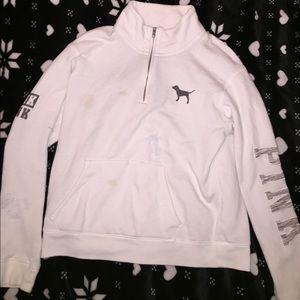 Pink Victoria secret pullover
