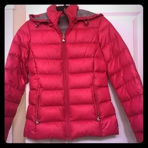 Betsy Johnson Pink Puffer