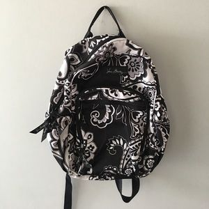 Vera Bradley mini adult backpack