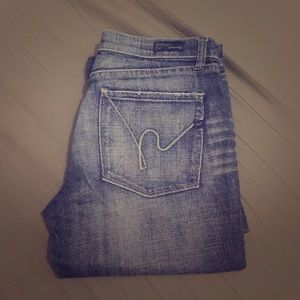 Citizens Of Humanity Bootcut Jeans 27 Womens