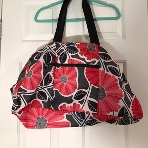 Foldable Vera Bradley Duffle Bag