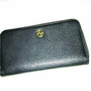 ADRIENNE VITTADINI black ladies wallet