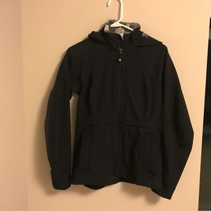 Lululemon Fleeced Lined Rain Jacket/Coat