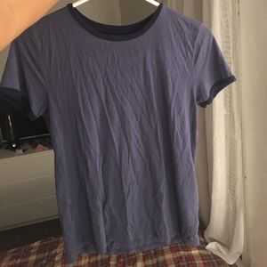 XS Abercrombie and Fitch Super soft basic tee