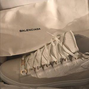 Balenciaga Arena sneakers size 41 run small