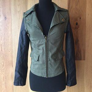 New York YOKI Outerwear Collection Jacket M