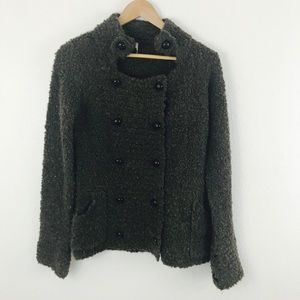 Free People Cardigan Double Breasted Cardigan