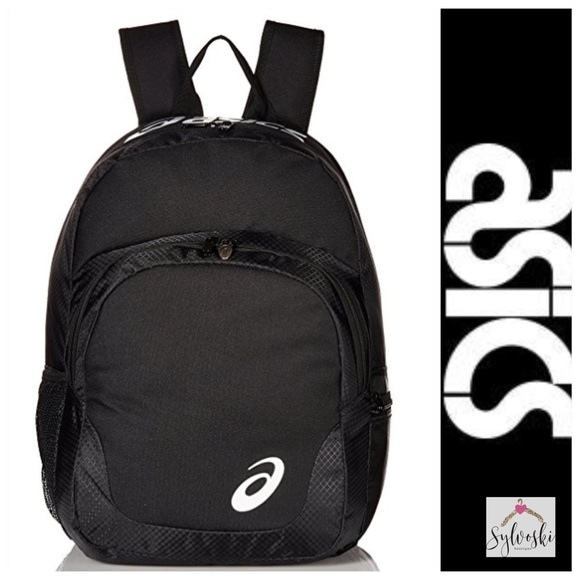 ef5cac08efcb 🆕ASICS Unisex Adult Team Backpack