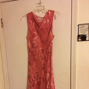 Pink Dress. Size 8. 10/10 condition.