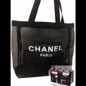 FREE Organizer + VIP Chanel Tote Gift Bag