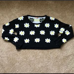 Daisy Cropped sweater