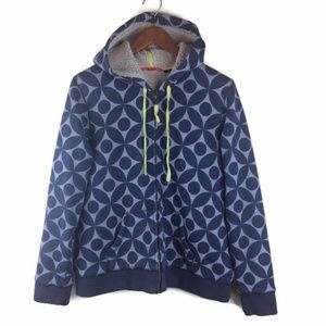 Boden Thick Faux Sherpa Lined Hoodie