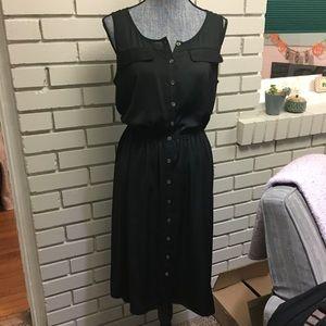 Ann Taylor High-low Dress