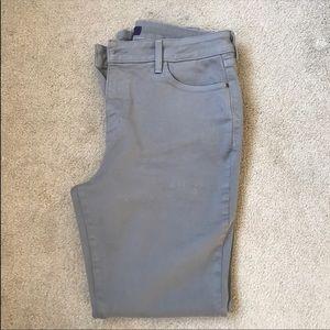 NYDJ Alina Grey Jeans - EUC