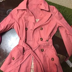 Pink EDC jacket