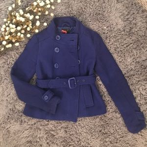 Forever XXI double breasted coat