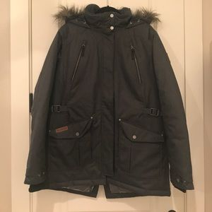 Columbia Sportswear Barlow Pass down jacket