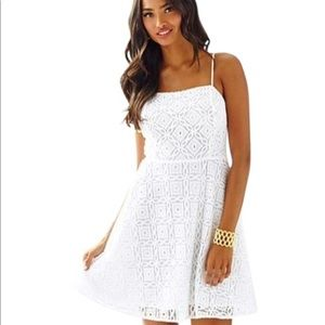 Lilly Pulitzer super soft lace dress