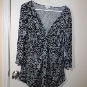 3 for $13 - NWT Nine West XL Blouse