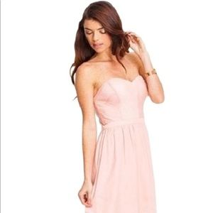 Blush Pink Guess Ikat Dress