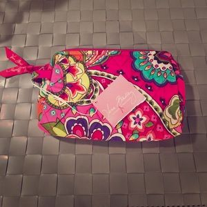 NWT | Vera Bradley | Pink | Cosmetic | Small |