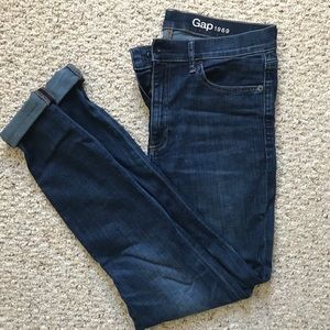 GAP True Resolution True Skinny Jeans