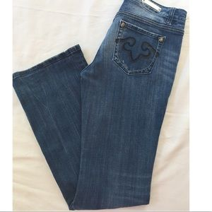 Express jeans, good used condition