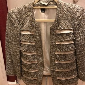 Gold/Silver Jacket